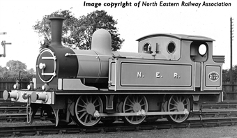 372-828 Class E1 0-6-0T 2173 in North Eastern Railway lined green - (Price is estimated - we will notify you if price rises and offer to cancel)
