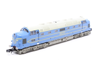 372-921 Prototype Deltic DP1 in blue and cream £123.21