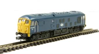 372-975 Class 24 24035 in BR Blue
