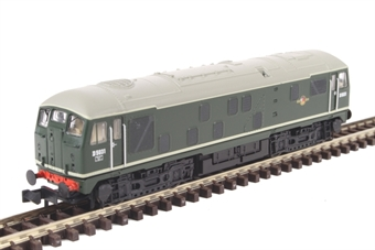372-976A Class 24 D5031 in BR green