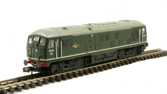 372-976 Class 24 D5013 in BR Green with Late Crest