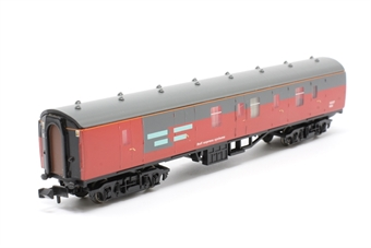 "374-032-PO02 Mk1 NEX full brake in ""RES"" red/grey livery - Pre-owned - Like new"
