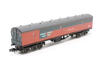 "374-032A-PO01 Mk1 NEX full brake in ""RES"" red/grey - Pre-owned - Like new"