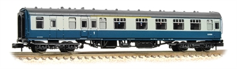 374-085B Mk1 BCK brake composite corridor in BR blue and grey £29.71
