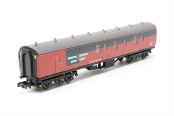 """374-127A-PO01 Mk1 GUV van in """"RES"""" red - Pre-owned - Like new - imperfect box"""