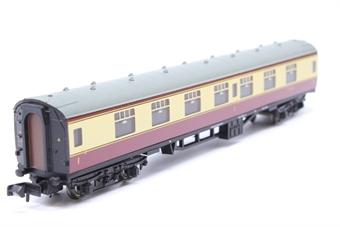 374-150A-PO Mk1 FK corridor 1st M13062 in BR (M) crimson/cream - Pre-owned - Like new