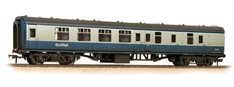 374-197 Mk1 BSK brake second Corridor in BR blue and grey with ScotRail branding - weathered £33.96