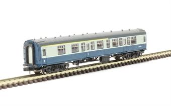 374-258C BR Mk1 CK Composite Corridor M16153 Blue & Grey