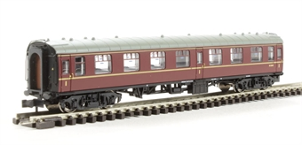 374-816 Mk1 FO First Open Maroon (Blue Riband).