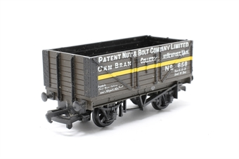 37406-PO15 7-Plank Wagon 'Patent Nut & Bolt Co.' - Pre-owned - Like new