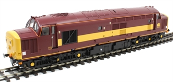 3743 Class 37/4 in EWS maroon and gold - unnumbered