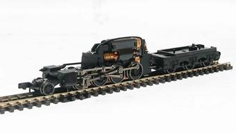 376-060 Complete replacement motorised chassis unit for 8F Stanier £55