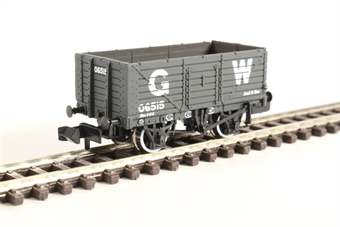 377-088 7 Plank Wagon End Door GWR Grey