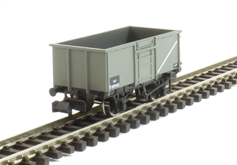 377-225D 16 Ton Steel Mineral Wagon With Top Flap Doors BR Grey £9