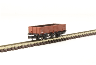 377-776 12 Ton Pipe Wagon BR Bauxite (Early)