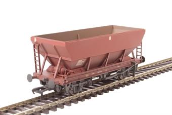 38-005D HEA hopper wagon 360008 in BR bauxite