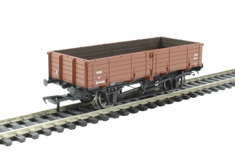 38-700 12 Ton pipe wagon in BR bauxite