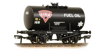 38-779 Class B 14 Ton Anchor-Mounted Tank Wagon 'Fina' Black