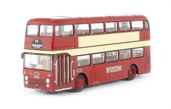 "38115 Bristol VRT -""Western S.M.T"""