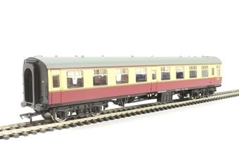 39-052E Mk1 SO second open M3741 in BR crimson and cream