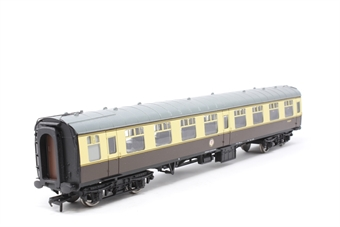 39-054C-PO05 BR Mk1 SO Second Open (WR) Chocolate & Cream - Pre-owned - Like new