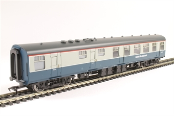 39-100C Mk1 RU restaurant car E1974 in BR blue and grey