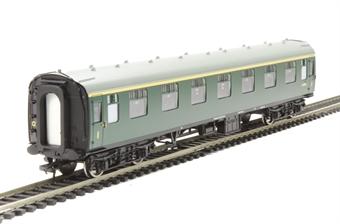 39-153D Mk1 FK first corridor S13006 in BR green