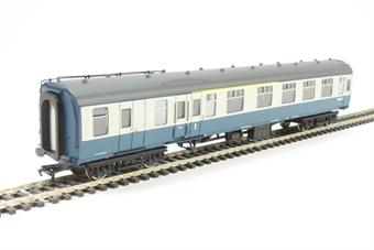 39-225A Mk 1 BCK brake composite corridor E21222 in BR blue & grey