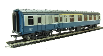 39-225C BR Mk1 BCK Brake Composite Corridor Blue & Grey