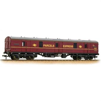 39-271F Mk1 GUV general utility van E86247 in BR Express Parcels maroon