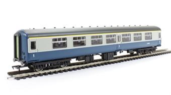 39-340A BR Mk2A FK First Corridor Blue & Grey