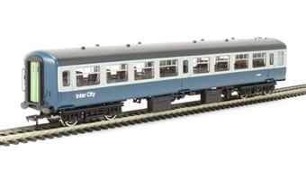 39-361A Mk2A TSO tourist second open E5406 in BR blue & grey with 'Inter City' branding