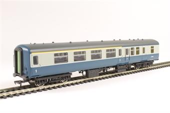 39-410A BR Mk2A BFK Brake First Corridor 17069 in BR Blue & Grey