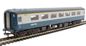 "39-650DC Mk2F ""Aircon"" FO first open in BR blue and grey - DCC fitted with interior lighting"