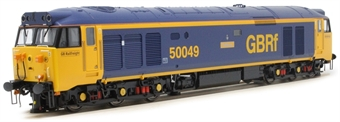 """4028 Class 50 50049 """"Defiance"""" in GB Railfreight livery - Limited Edition"""
