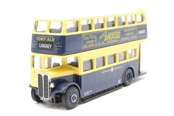"40403-PO08 AEC Regent2/Weymann - ""Eastbourne Corporation"" - Pre-owned - Like new"