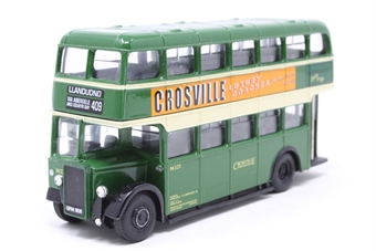 "40802-PO01 Leyland PD1/ECW - ""Crosville"" - Pre-owned - missing fixing screws, imperfect box"
