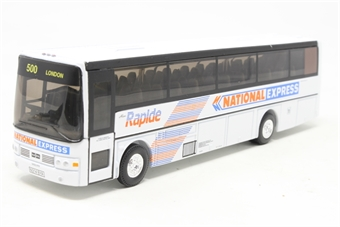 "42702-PO07 Van Hool Alizee - ""National Express"" - Pre-owned - Like new £9"