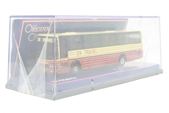 "42705-PO05 Van Hool Alizee - ""OK Travel"" - Pre-owned - Like new, Still factory sealed"