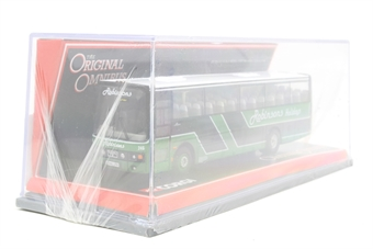 "42721-PO04 Van Hool Alizee - ""W Robinson & Sons (Tours) Ltd"" - Pre-owned - Like new, Still factory sealed"
