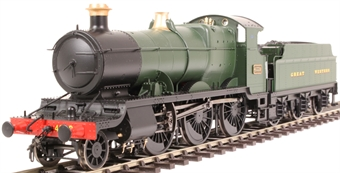 4300 Class 43xx Mogul 2-6-0 4339 in GWR green with Great Western lettering