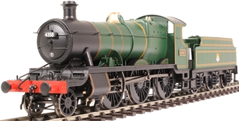 4311 Class 43xx Mogul 2-6-0 4358 in BR lined green with early emblem