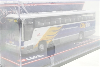 """43301-PO07 Plaxton Premier - """"Oxford Citylink"""" - Pre-owned - Like new - factory sealed £8"""