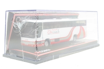 """43313-PO01 Plaxton Premier - """"Plymouth Citycoach"""" - Pre-owned - Like new, Still factory sealed £9"""