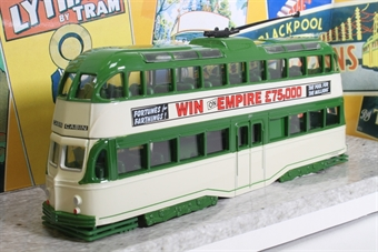 "43501-LN10 Balloon Tram - ""Blackpool (1960's)"" - Pre-owned - Like new £14"