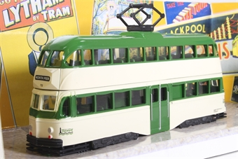 "43509-LN06 Balloon Tram - ""Blackpool (1990's)"" - Pre-owned - Like new £11"