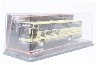 "43805-PO05 Plaxton Excalibur - ""Flights Coach Travel Ltd"" - Pre-owned - Like new, Still factory sealed £8"