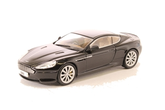 43AMDB9002 Aston Martin DB9 Coupe Onyx Black
