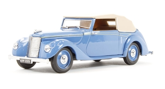 43ASH005 Armstrong Siddeley Hurricane in Bluebird blue (as driven by Malcolm Campbell)