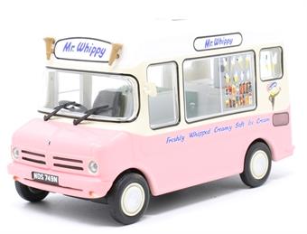 "43CF001 Bedford CF Ice Crean Van/Morrison - ""Mr Whippy"""